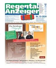Regental-Anzeiger 15-20