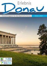 Erlebnis Donau Herbst 2020