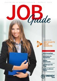 TRENDYone | JobGuide – Augsburg – September 2020