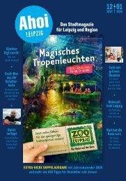 Ahoi Leipzig, Ausgabe Dezember 2019/Januar 2020