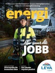 Din Energi nummer 1 2020