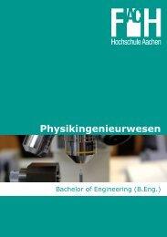 Physikingenieurwesen - Studieren in Deutschland [studieren.de]
