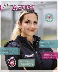 faktorAZUBI | Herbst 2020