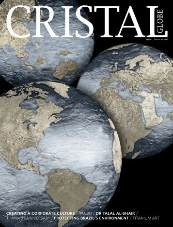 Issue 1 December 2008 - Cristal Global