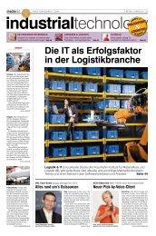 TrANSporT & LoGiSTik SpeciAL - MediaNET.at