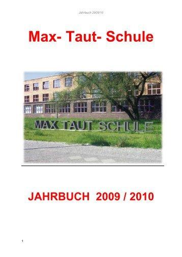Welt 2010 - OSZ Max-Taut-Schule in Berlin
