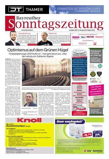 2020-08-30 Bayreuther Sonntagszeitung