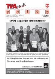 Sanitär- und Heizungsbaumeister Rainer Schmidt ... - TV Auersmacher