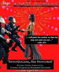 August 30, 2020 Bulletin - Thirteenth Sunday After Pentecost