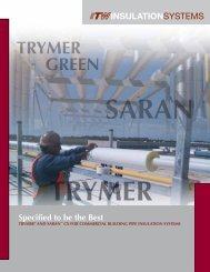 TRYMER GREEN - ITW Insulation Systems