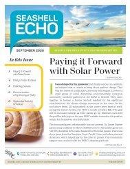 Seashell Echo | September 2020