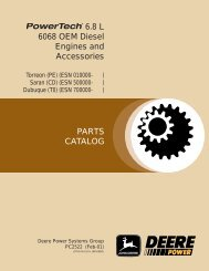 Wisconsin VG4D engines parts manual - Pitt Auto Electric Company