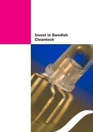 Swedish Energy Agency - Invest Sweden