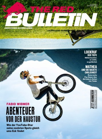 The Red Bulletin September 2020 (AT)