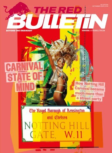 The Red Bulletin September 2020 (UK)