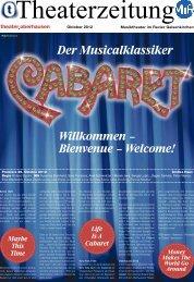 Musiktheater im Revier Gelsenkirchen Oktober 2012 - beim Theater ...