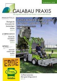 GALABAU PRAXIS Print-Ausgabe 2020
