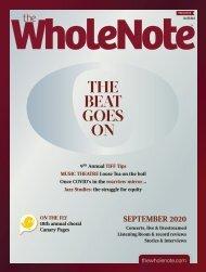 Volume 26 Issue 1 - September 2020