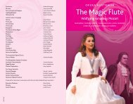Magic Flute Booklet - Buywell