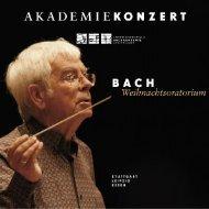 Download Programmheft - Internationale Bachakademie Stuttgart