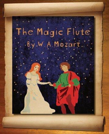 The Magic Flute - Barbara Scheer
