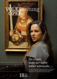 Liebes Publikum - Volksoper Wien