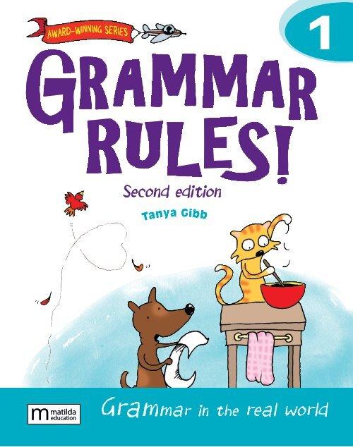 Grammar Rules! 1