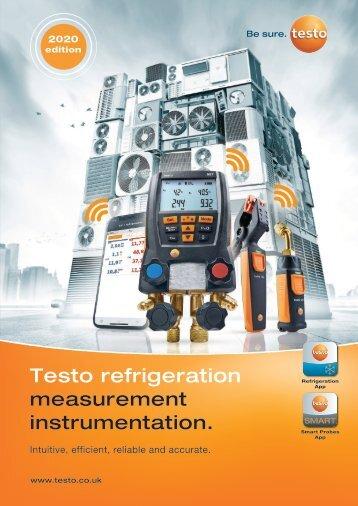 Testo-Refrigeration-Brochure-March-2020-UK