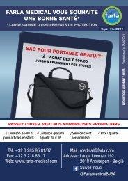 Brochure automne / hiver 2020-2021