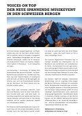 RONdO, SELLA ARABELLA - Voices on Top - Seite 5