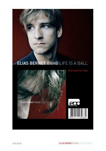 Info 2012 - Elias Bernet