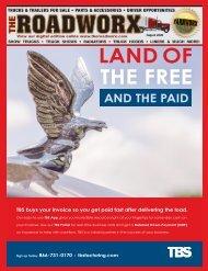 August 2020 issue of The Roadworx Magazine