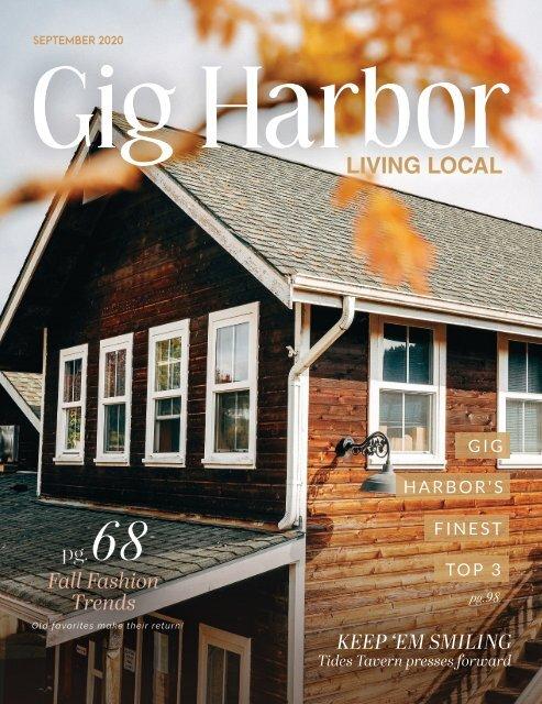 September 2020 Gig Harbor Living Local