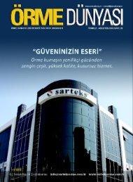 İstanbul - Örme Sanayicileri Derneği