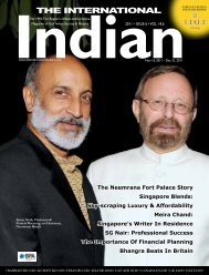 1 the international - International Indian