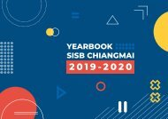 Yearbook AY 2019-2020 (Chiangmai campus)
