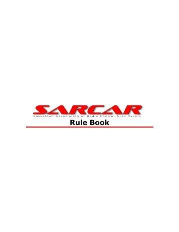 Rule Book - sarcar