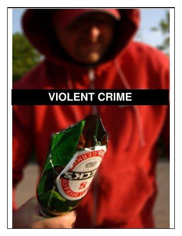 VIOLENT CRIME - Plymouth City Council