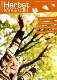 HerbstMagazin 2020