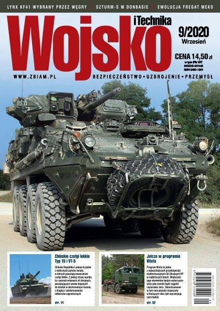Wojsko i Technika 9/2020 promo