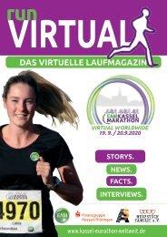 Virtual worldwide EAM Kassel Marathon 2020- Virtual Magazine