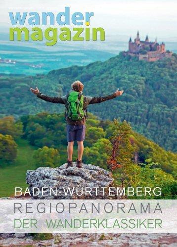 Baden-Württemberg – Wandermagazin 208