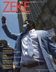ZEKE Magazine: Fall 2020