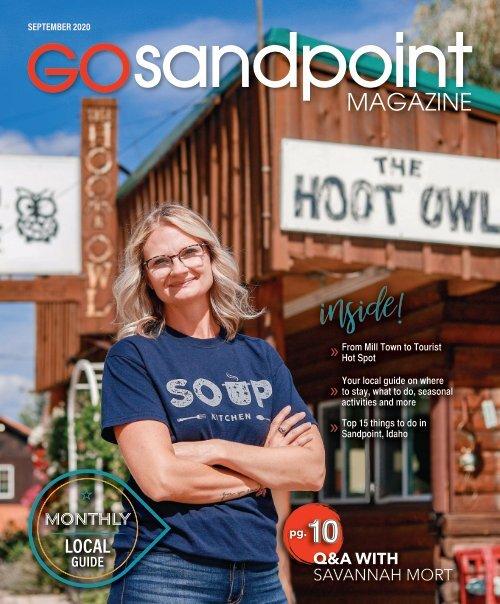 September 2020 Go Sandpoint