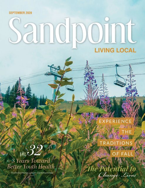 September 2020 Sandpoint Living Local