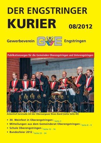 08/12 - Engstringer Kurier
