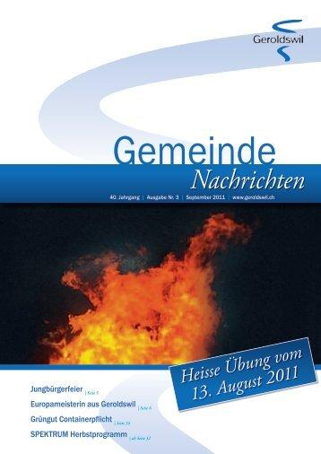 PDF, 12.3 MB - Geroldswil