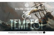 The Tempest Program