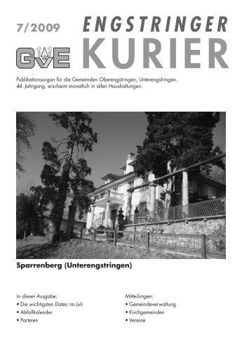 muss (R)AUSVERKAUF ab sofort 50-70% und ... - Engstringer Kurier