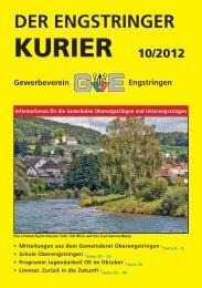 10/12 - Engstringer Kurier